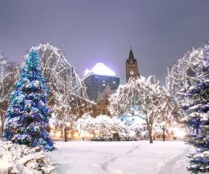 تقريبا جميع المدن والمناظر الطبيعية تبدو أفضل في فصل الشتاء، عندما تغطي بالثلج ، وهناك افضل الاماكن السياحية في الشتاء التي تتحول إلى شيء خاص حقا ...