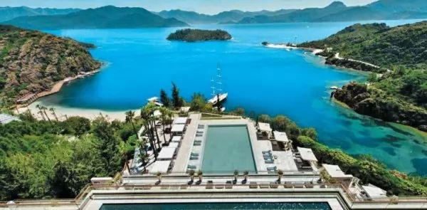 10 من اجمل المنتجعات التركية بالصور