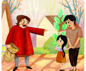 قصص الاطفال القصيرة دائما ما تعلمنا درسا فى الحياة و تساعدنا فى تعليم اطفالنا الاخلاق الحميدة، و يقدم لكم موقع سحر الكون الكثير من قصص الاطفال ...
