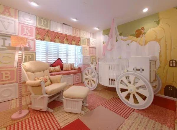 صور - افكار لتصاميم غرف نوم اميرات