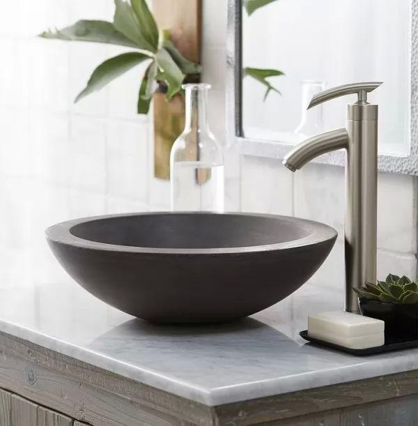 اجمل اشكال احواض الحمامات العصرية سحر الكون