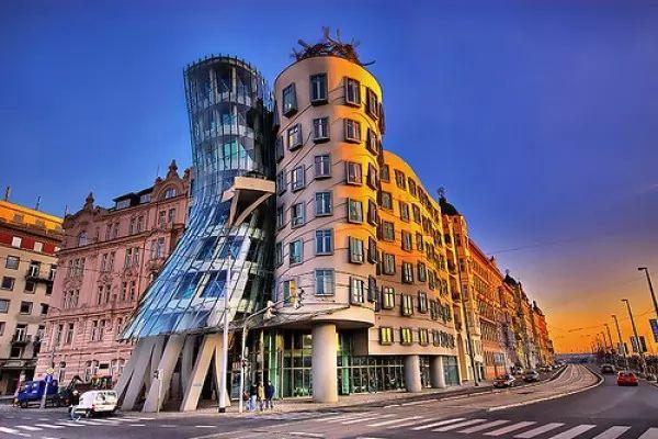 اغرب المباني العالم بالصور