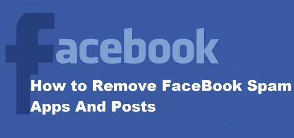 كيفية إزالة البريد المزعج من الفيس بوك