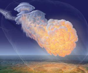 فى الساعة 7 :14 من صباح يوم 30 يونيو عام 1908 هز انفجار ضخم وسط سيبيريا ، ووصف شهود عيان على مقربة من الحدث رؤية كرة نارية فى السماء ، وبسببها سقطت ...