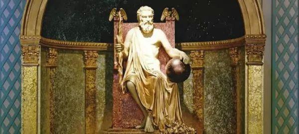 ماذا تعرف عن تمثال زيوس احد عجائب الدنيا السبعة؟