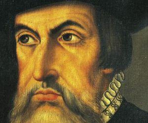 فرانسيسكو بيزارو عاش مابين (1471-1541) وهو الفاتح الاسباني الشهير الذي قام بغزو امبراطورية الانكا في عام 1530