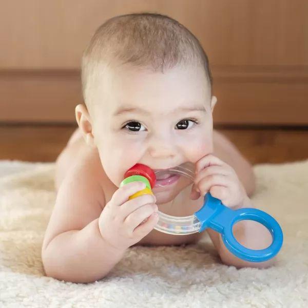 نصائح هامة لمرحلة التسنين عند الاطفال