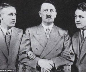 ما هى شجرة عائلة هتلر ؟