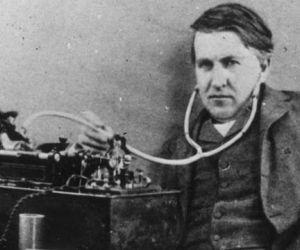 يعتبر توماس إديسون واحد من المخترعين الأكثر تأثيرا في التاريخ، وحتى في العصر الحديث وهو فعليا حول حياة الناس في جميع أنحاء العالم، توماس اديسون اشتهر ...