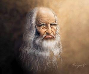 لم يكن الرسام الشهير ليوناردو دافنشي رساما فقط ، فقط كان دافنشي ايضا مهندس معماري ، مخترع وكان يدرس كل ما هو له علاقة بالعلوم ، وظهرت عبقرية ليوناردو ...