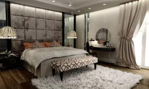 تصميمات غرف نوم ايطالى مثيرة   سحر الكون