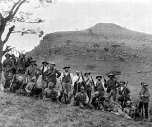 تاريخ واحداث حرب البوير في جنوب افريقيا