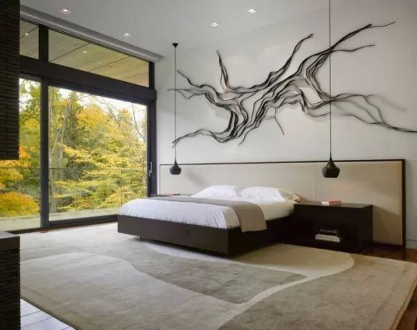 ديكورات غرف النوم المودرن المدهشة بالصور