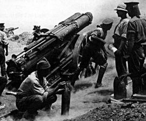 عندما اندلعت الحرب العالمية الاولى في جميع أنحاء أوروبا في عام 1914، أعلن الرئيس وودرو ويلسون أن الولايات المتحدة ستبقى محايدة