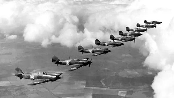 صور - معركة بريطانيا فى الحرب العالمية الثانية