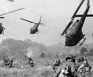 ما هى اسباب حرب فيتنام و امريكا؟ و كيف انتهت ؟