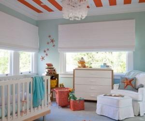 هل اطفالك يحبون اللون البرتقالى ؟ هل تودين ان تكون ديكورات غرف الاطفال دافئة ومثيرة ؟ اللون البرتقالى هو احد الالوان المشرقة والدافئة  ، فاذا كنتى ...