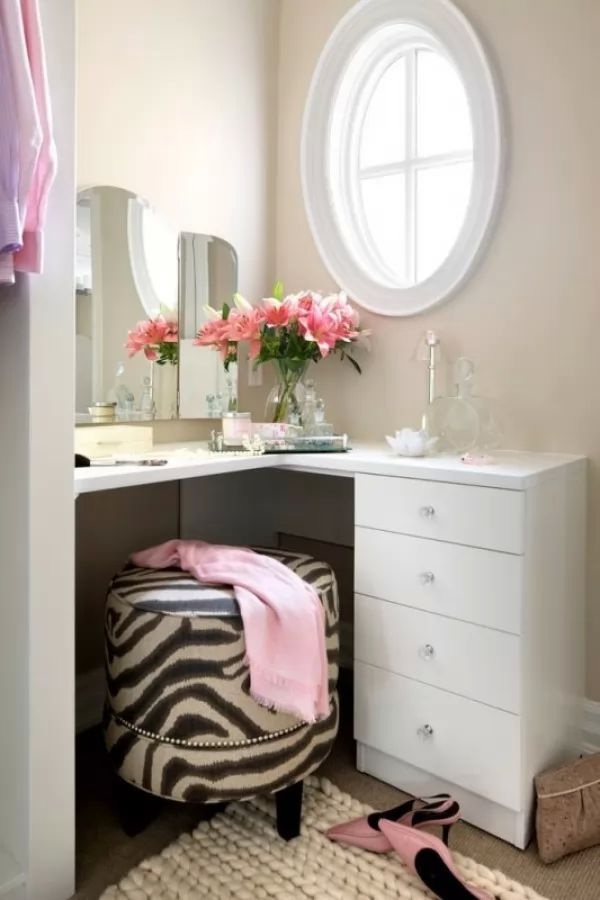 صور - تصاميم الخزائن المبتكره لغرف النوم الصغيرة