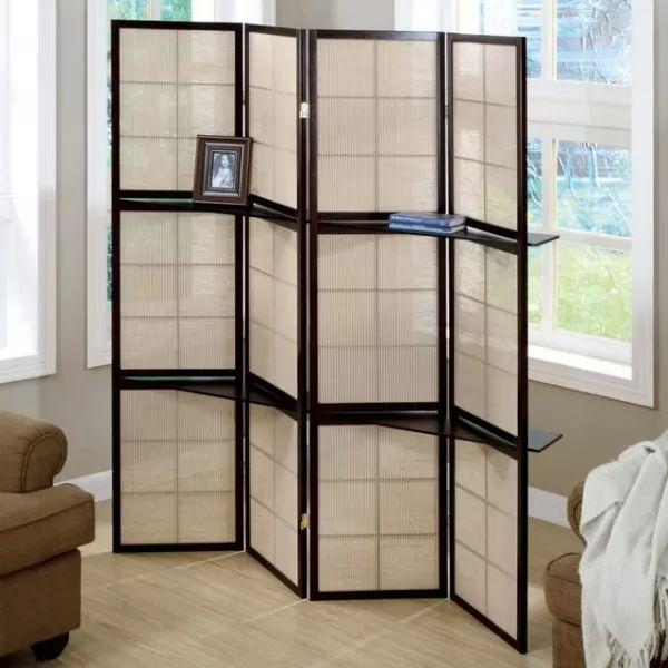 تصاميم مبهرة من الاثاث الذكي للتخزين وتقسيم المساحة