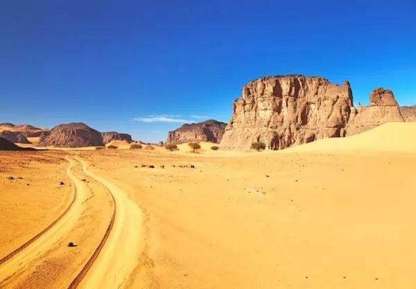 صور - الصحراء الكبرى اكبر صحراء ساخنة في العالم