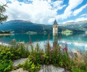10 من اجمل الاماكن المهجورة في اوروبا بالصور