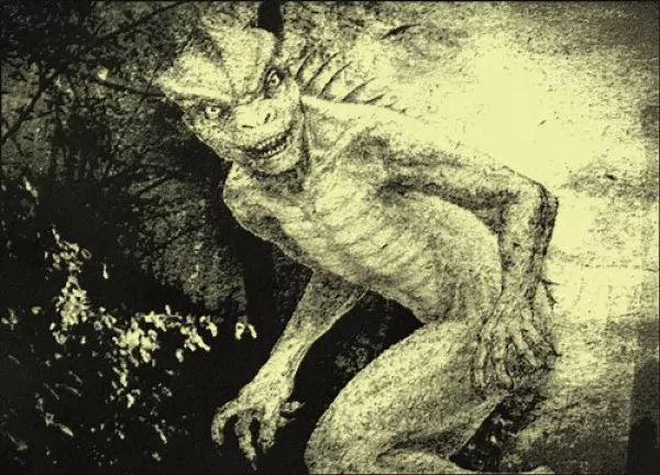 اكثر 10 مخلوقات غريبة و مرعبة فى العالم بالصور