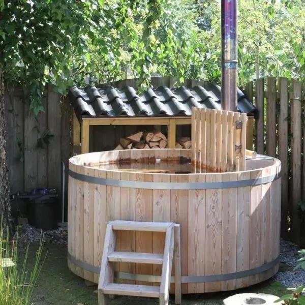 صور - اجمل تصاميم حمامات السباحة المنزلية الصغيرة