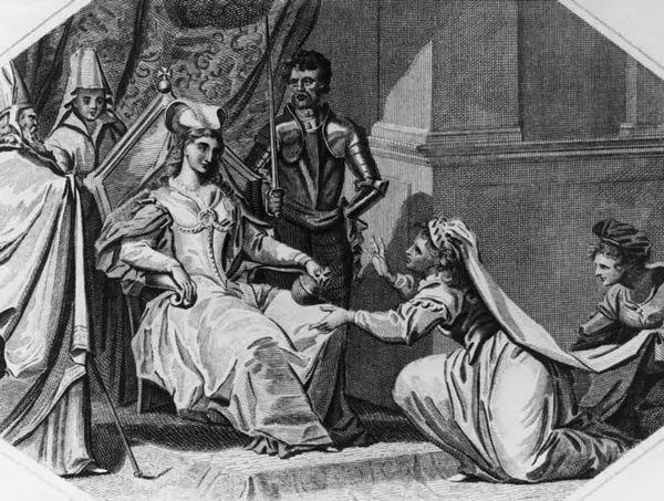 معلومات عن الامبراطورة ماتيلدا حاكمة انجلترا