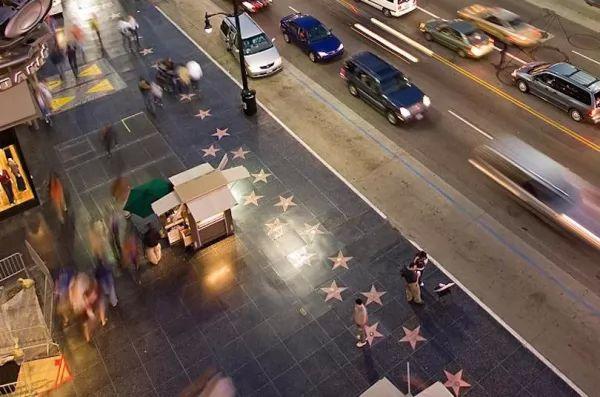 شارع هوليوود من اجمل شوارع العالم