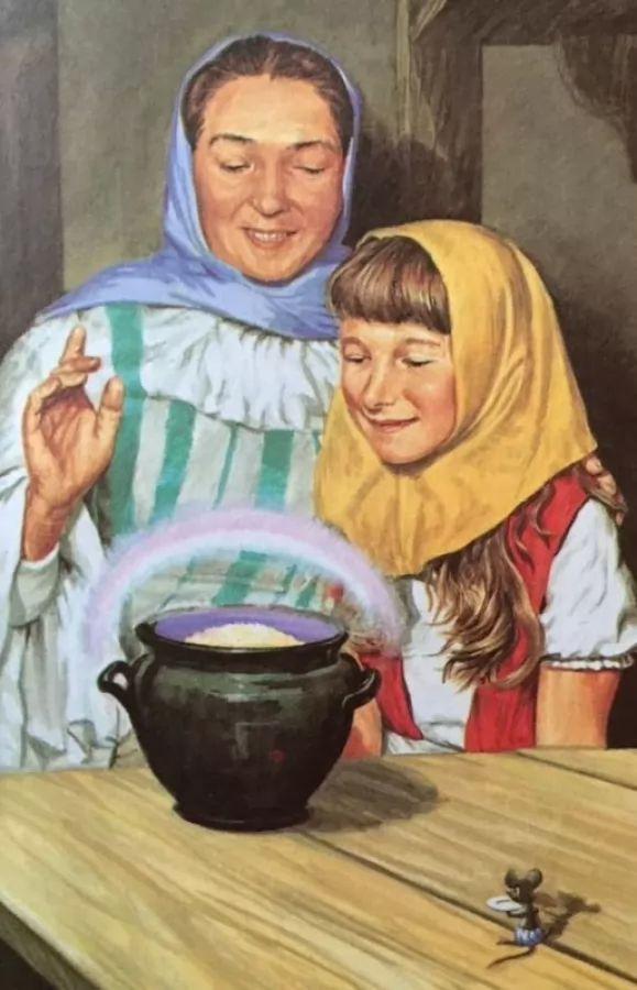 قصة مريم والوعاء السحرى Interesting-stories_9783_1_1141