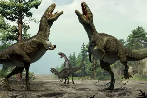 كيف تتواصل الديناصورات مع بعضها البعض ؟