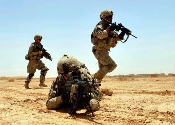 قوات الجيش من اخطر المهن في العالم