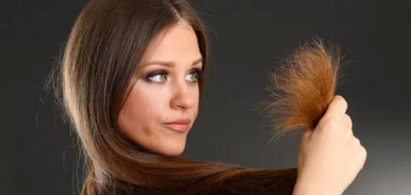 اسباب وعلاج تقصف الشعر