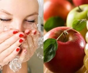 ما هى فوائد خل التفاح للبشرة ؟