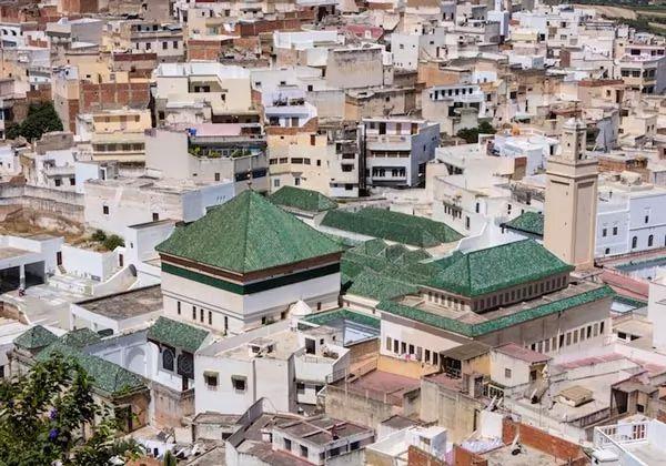 مكناس من اشهر الاماكن السياحية في المغرب