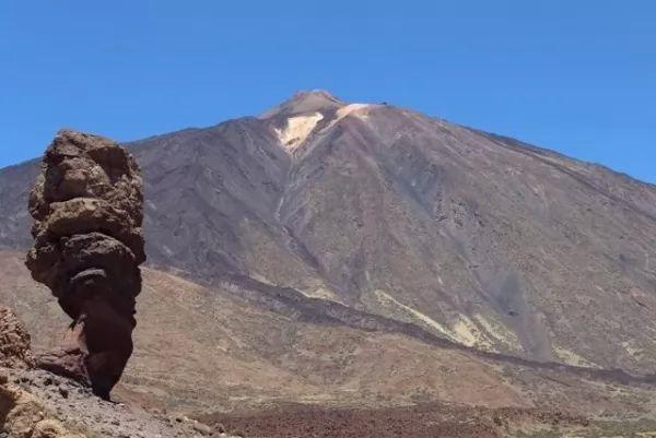 جزر الكناري تمتلك ثالث اكبر بركان في العالم