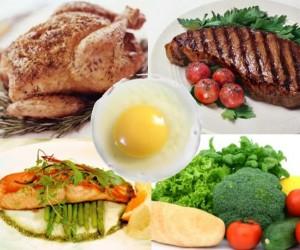 رجيم البروتين هو نظام غذائي يعتمد على تناول كمية كبيرة من البروتين ، فان البروتين بلا شك يساعد فى عدم الشعور بالجوع و بالتالى فقدان مزيد من الوزن