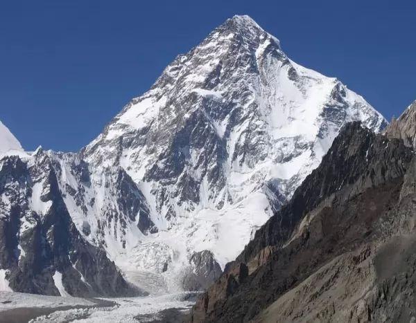 k2 من اعلى الجبال فى العالم