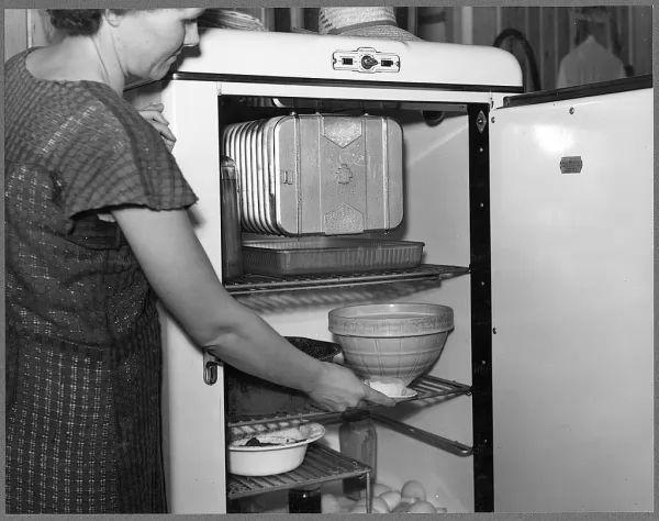 اختراع الثلاجة