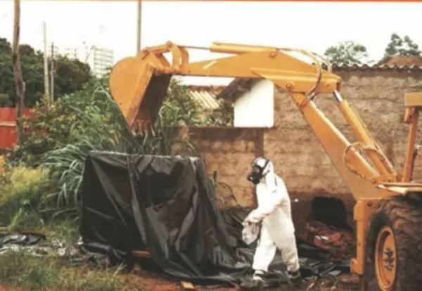 حادث جويانيا من الحوادث النووية الخطيرة