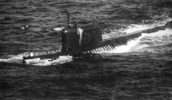 حادث الغواصة السوفيتية K-19 من الحوادث النووية الخطيرة