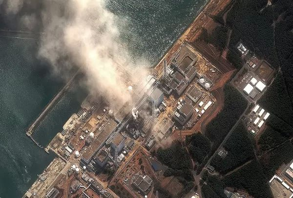 حادث سان لوران فى فرنسا من الحوادث النووية الخطيرة