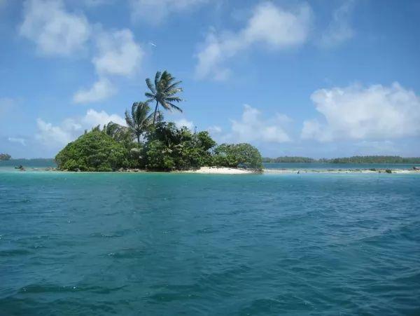جزر بالميرا المرجانية من اغرب الاماكن في الولايات المتحدة الامريكية
