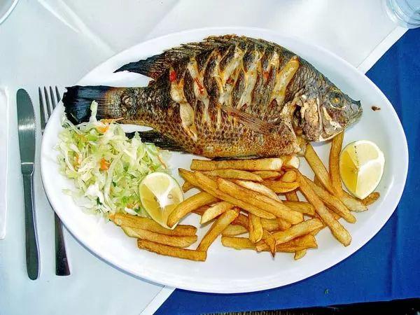 الأسماك من افضل الاطعمة للاطفال