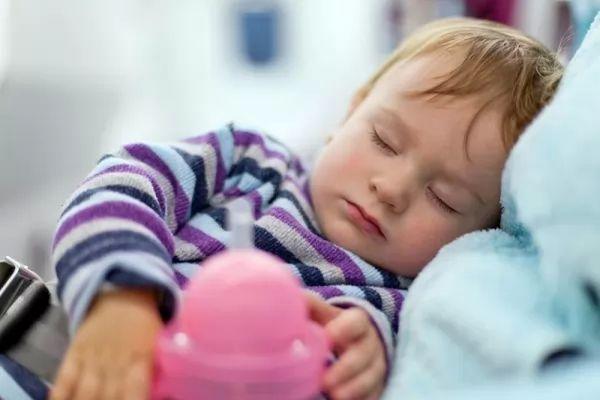 مشاكل النوم عند الأطفال