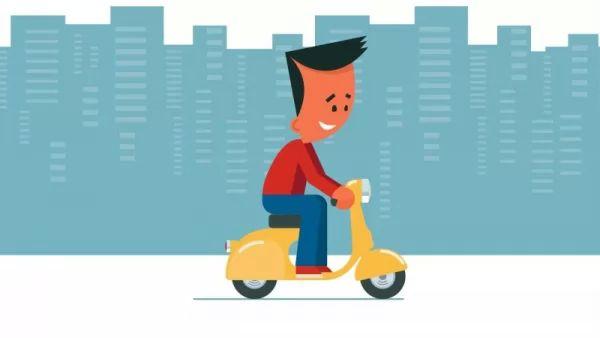 تامر وحلم امتلاك الدراجة