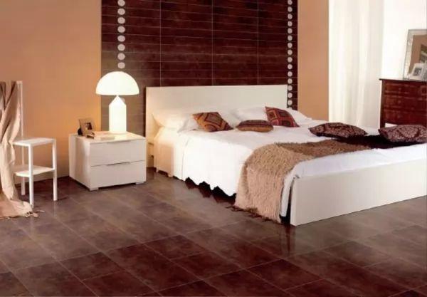 ارضيات غرف النوم السيراميك باللون البنى   سحر الكون