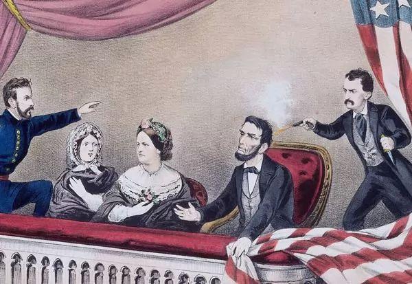 معلومات مثيرة اغتيال ابراهام لينكولن lincoln-assassinatio