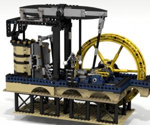 من هو مخترع المحرك البخاري ؟
