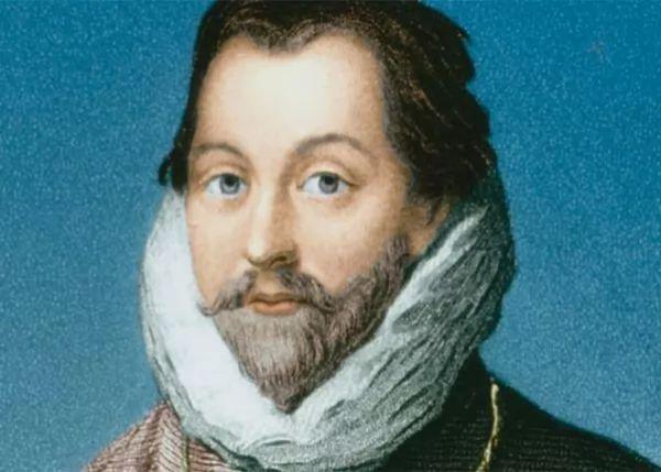 الاميرال الانجليزي فرانسيس دريك